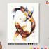 Картина по номерам на холсте 50х40 см. «Японские карпы». TM Selfica 0 Preview