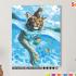 Картина по номерам на холсте 50х40 см. «Переправа». TM Selfica 0 Preview