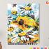 Картина по номерам на холсте 50х40 см. «Пробуждение». TM Selfica 0 Preview