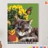 Картина по номерам на холсте 50х40 см. «Тихий час». TM Selfica 0 Preview