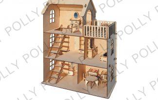Конструктор «Дом с мебелью»
