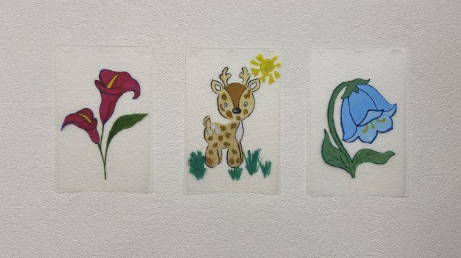 Многоразовая раскраска «Животные» 2
