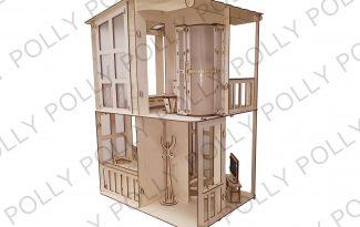 Конструктор «Кукольный домик «Фантазия»