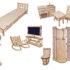 Конструктор «Кукольный домик «Фантазия» 1 Preview