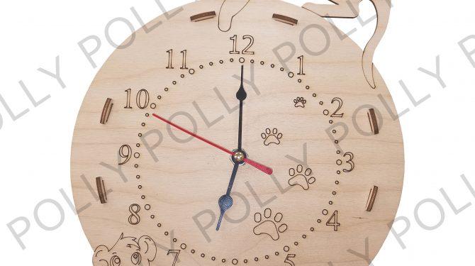 Конструктор «Часы Кошки-мышки» 0