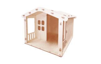 Домик для животных №5